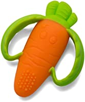 Infantino Good Bites Textured Carrot Teether