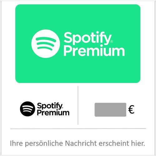 Spotify Premium 99 EUR für 12 Monate - 10 Monate zahlen & 20 EUR sparen Config -  für Deutschland - per E-Mail