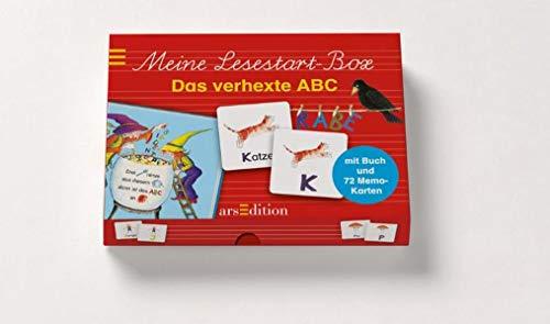 Meine Lesestart-Box - Das verhexte ABC
