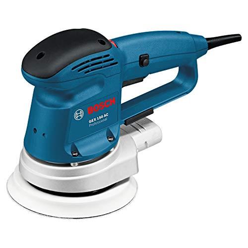 Bosch Professional 601372768 LEVIGATRICI ROTORBITALI GEX 150 AC