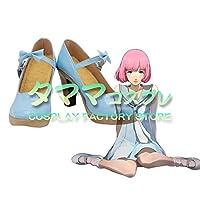キャサリン リン CATHERINE Qatherine Rin コスプレ 靴 ブーツ コスプレ靴 cosplay オーダーサイズ/スタイル 製作可能 【タママ】(サイズオーダー)