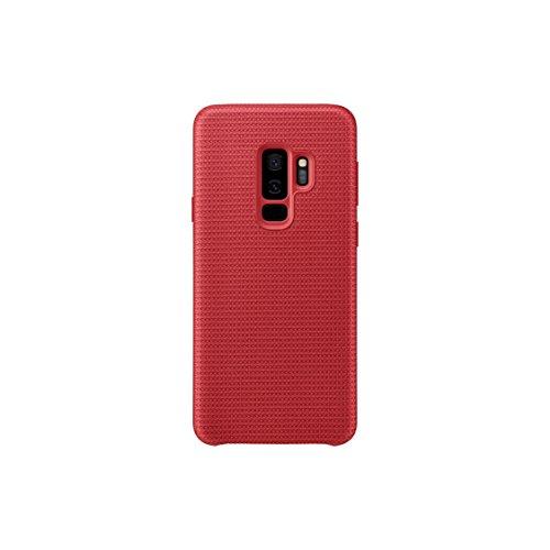 Samsung HyperKnit Cover (EF-GG965) für das Galaxy S9+, Rot