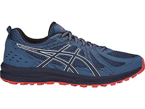 ASICS Frequent Trail Men's Running Shoe, Grand Shark/Black, 11.5 D US