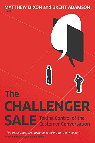 Real Estate Investing Books! - The Challenger Sale: Taking Control of the Customer Conversation