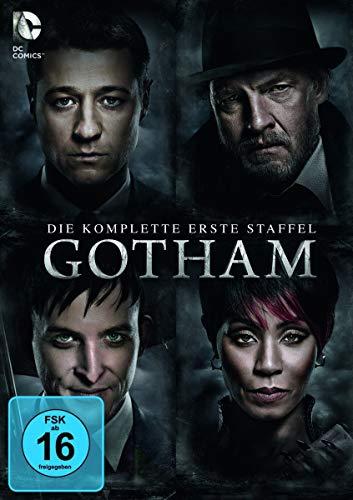 Gotham - Die komplette erste Staffel [6 DVDs]