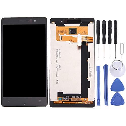 Bjhengxing Display LCD + Touch Panel for Nokia Lumia 830 (Nero), Riparazione Schermo Umido, Sostituzione Schermo LCD for Nokia Lumia 830