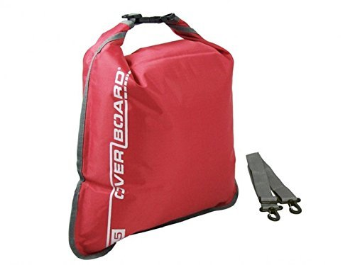 OverBoard sac 15 l (rouge)