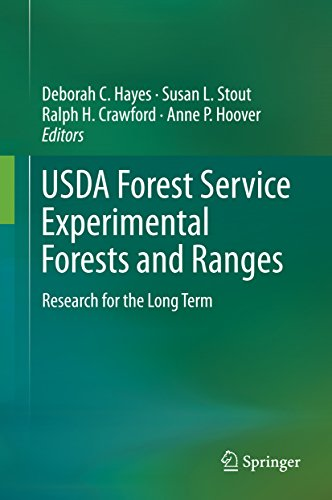 USDA Forest Service Experimental Forests and Ranges: Researc