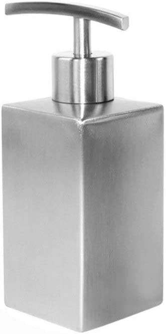 huihuishop Max 85% OFF Soap Dispenser for Beauty products Bathroom 304 Stainless Steel