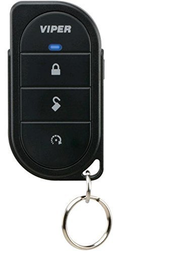 Viper Remote Replacement 7146V - 1 Way 4 Button 1/4 Mile Range Car Remote