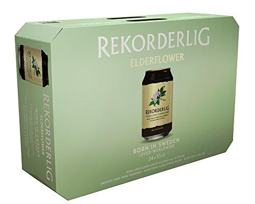 Rekorderlig Flieder-Holunder Cider (24 x 0.33 l)