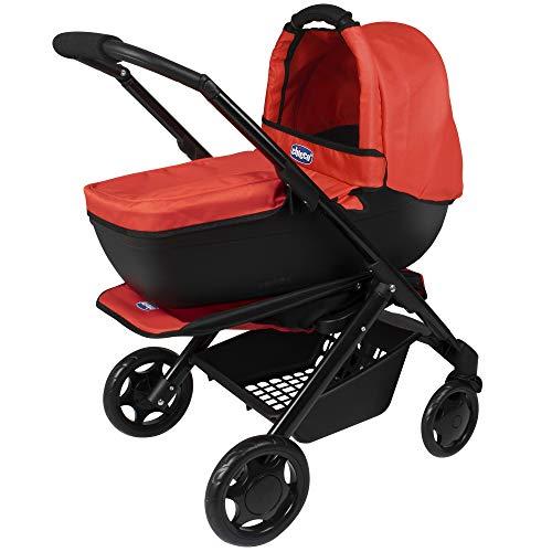 HTI Chicco Junior 3-in-1 Pram | Kids Dolls Pushchair Stroller