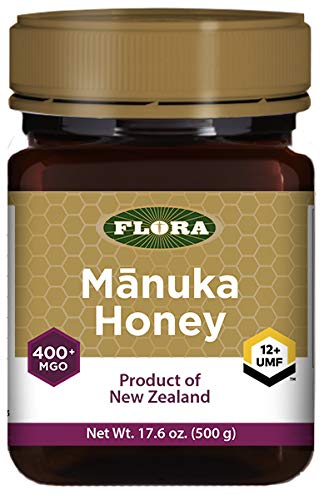 Mnuka Honey Minneapolis Mall MGO 400+ 12+ UMF Inc Liquid oz In a popularity Flora 17.6