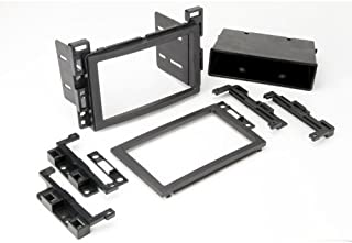 SCOSCHE GM2500B 2005-Up Select GM Double DIN or DIN w/Pocket Install Dash Kit