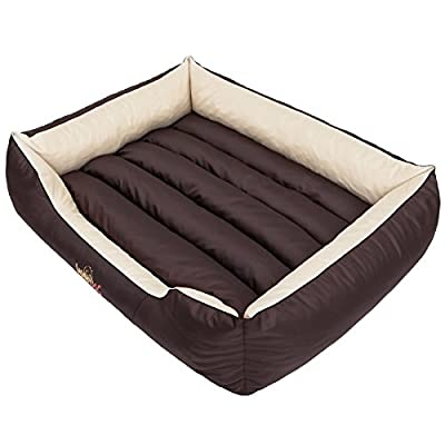 hobbydog corbzk6cama para perros Ruhe Espacio Perros Colchón Perro Cojín hundematte Comfort cesta Dormir Espacio (4Tamaños Diferentes)