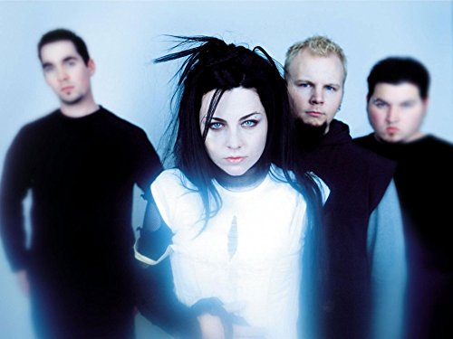 Evanescence Star Poster Family Silk Wall Paints 17 inch x 13 inch