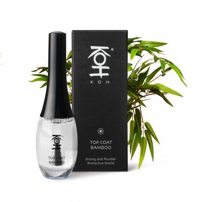KOH Top Coat Bamboo Nagelüberlack NO_COLOR 10 ml