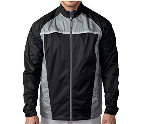 adidas Golf Men's Climastorm Essential Packable Rain Jacket