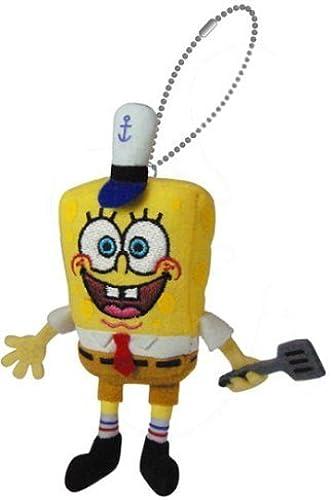 SpongeBob Squarepants Plush Doll Key Chains Kitchen (japan import)