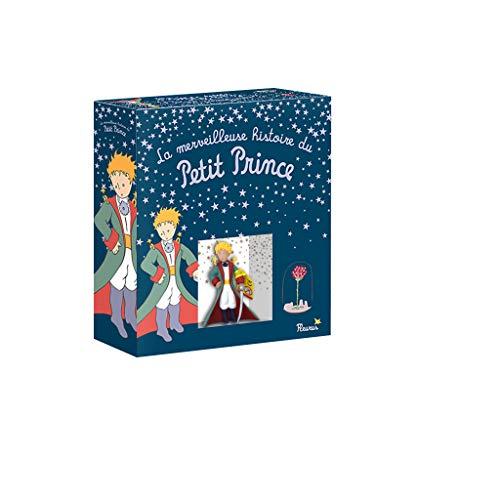 La merveilleuse histoire du Petit Prince : Avec une figurine