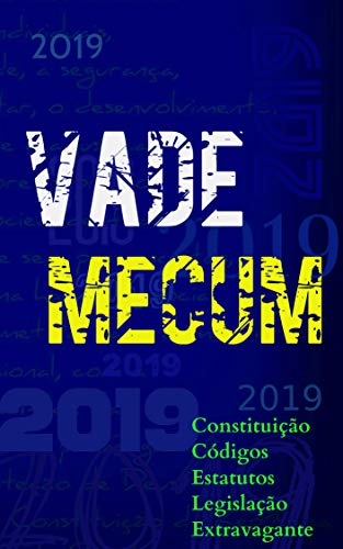 Vade Mecum: 2019 (Direito Direto Livro 1)