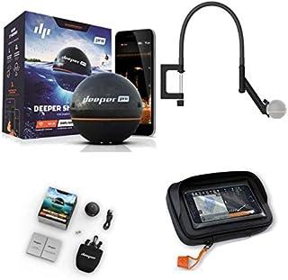Deeper Smart Sonar Pro Set - Set de Soporte para Smartphone y Brazo Flexible (tamaño XL)