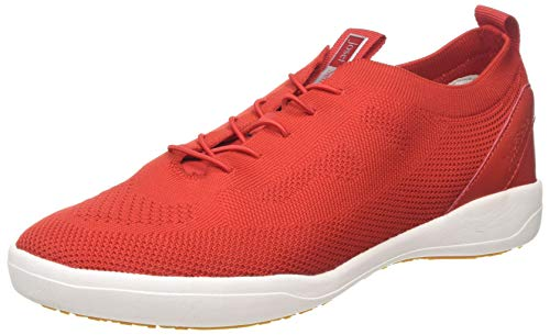 Josef Seibel Sina 65 Sneaker in Übergrößen Rot 68865 325 400 große Damenschuhe, Größe:44