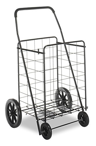 Whitmor 6318-2678 – Service carts (Steel, Black, 58.4)