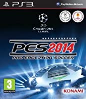 PES 2014 Pro Evolution 14 (PS3) (輸入版)