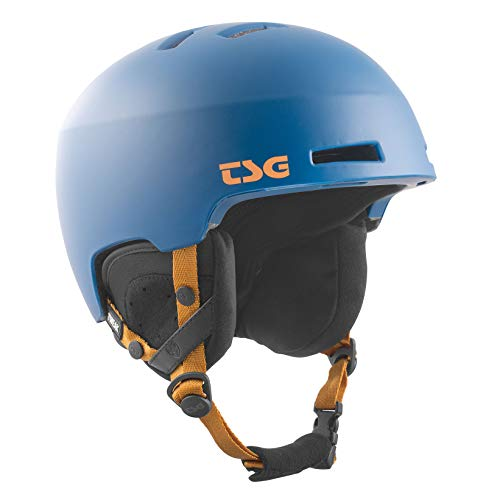 TSG Herren Helm Tweak Solid Color Helm, L/XL