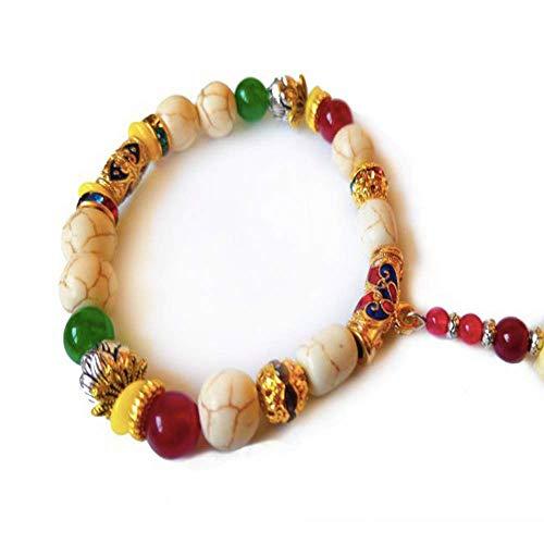 Aanbevolen kleine gift koninklijke versie van het paleis retro dames armband handgemaakte sieraden cadeau reizen souvenir