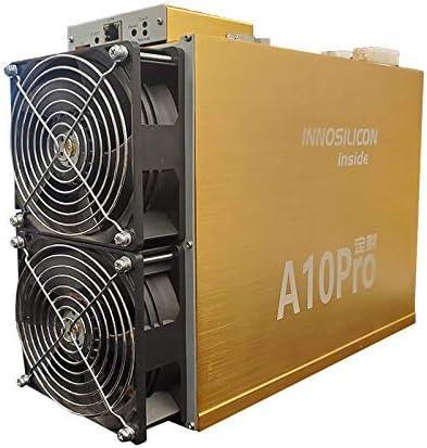 Amazon.com: New Innosilicon A10pro 6G 720MH Most Profitable Asic ...