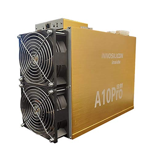 New Innosilicon A10pro 6G 720MH Most Profitable Asic Miner ETH...
