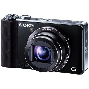 ソニー SONY デジタルカメラ Cybershot HX9V 1620万画素CMOS 光学x16 ブラック DSC-HX9V/B