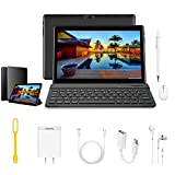 Tablette Tactile 10' HD, 4G/WiFi 64Go ROM 3Go RAM 8000mAh Android 8.1 OTG Dual SIM Call Tablette...