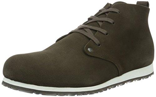 BIRKENSTOCK Shoes Herren Dundee Derby, Braun (Mocha), 43 EU