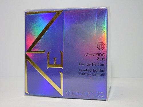 Shiseido Zen Women, Eau de Parfum (Limited Edition), 1er Pack (1 x 50 ml)