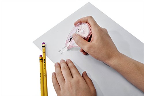 Mr Pen- Correction Tapes, Pack of 7, Correction Tape White Tape, Tape Eraser, White Correction Tape, White Tape, White Out, Wipe Out Tape, Wide Out Tape, Correction Tape Wide, Correction Tape Eraser Photo #4