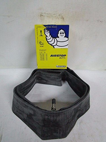 MICHELIN - Chambre Air Road - 3.25X19-100/90X19-110/80X - 19Mf Valve Tr4