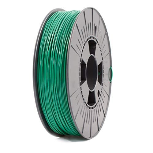ICE Filaments PLA filament, 1.75mm, 0.75 kg, Vert (Daring Darkgreen)
