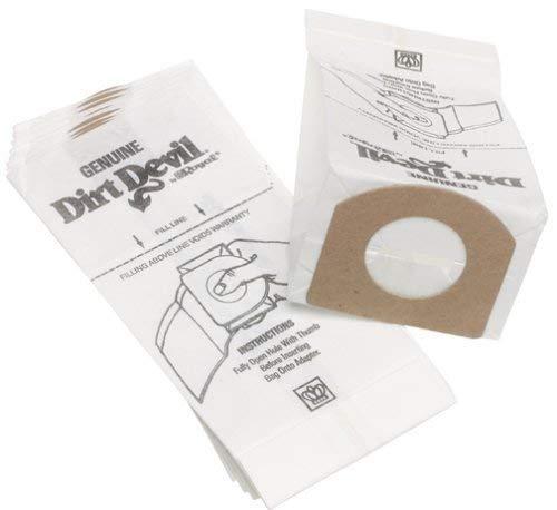 Dirt Devil Typ G Staubsaugerbeutel (20 Stück), 3010348001