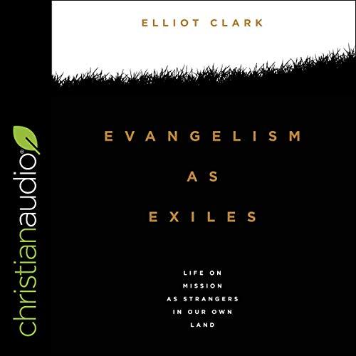 Evangelism as Exiles cover art