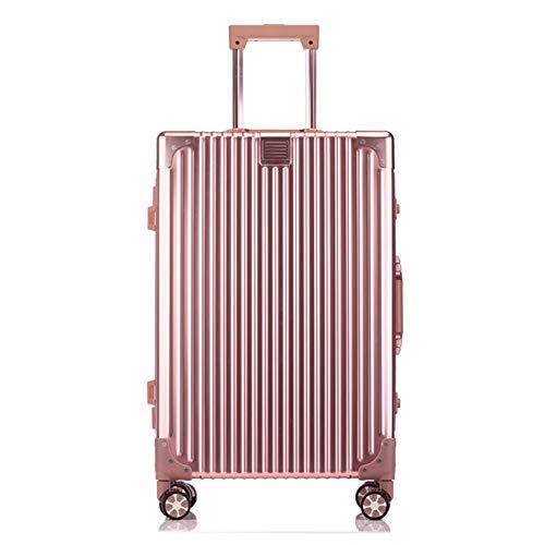 LYHLYH koffer reistas hard case koffer anti-diefstal code-box lichtgewicht trolley grote cabine carry-ontravel ridter koffer 4 wielen spinner koffer