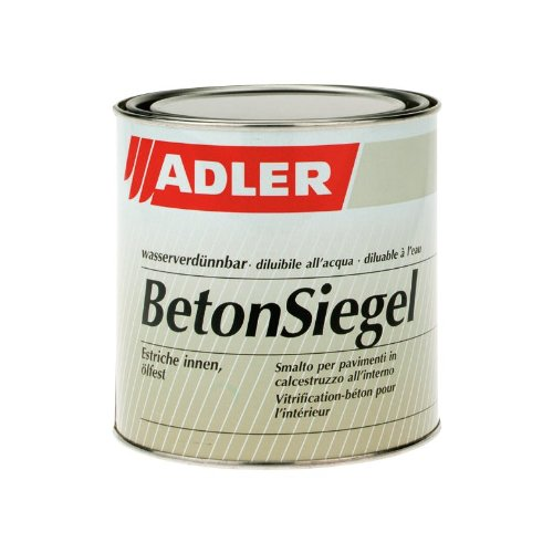 Beton-Siegel W10 2.5l Weiß. tönbar Versiegelung Garagensiegel