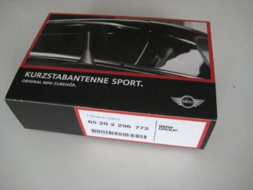 Universale 4.7 Fibra di Carbonio Sportivo Stile Antenna Corta per Toyota