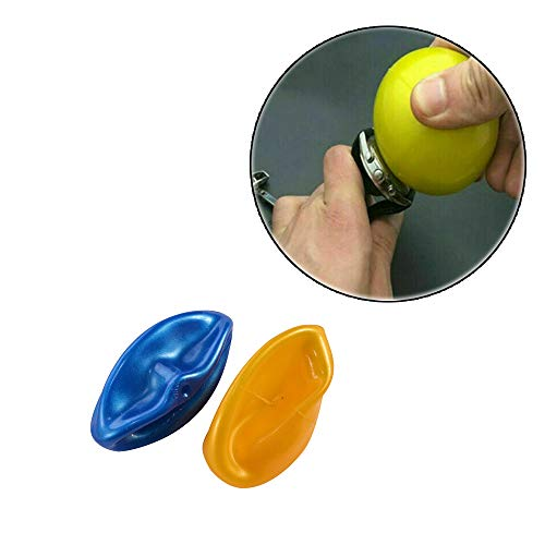 Wixine 2Pcs Need to Yourself inflate Watch Repair Tool Supply Sticky Ball Screwball Back Case Opener Screw Remover