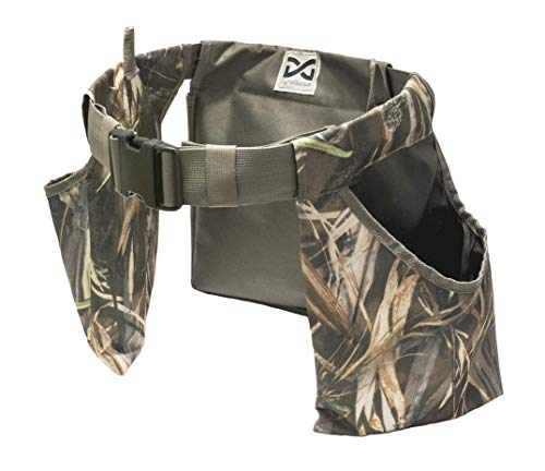 DynoGoods Dove Belt, Field and Game Belt, Shooting Belt, Adjustable, Camo