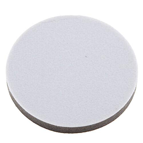 WSWJDW 5 pulgadas, 125 mm, almohadilla de interfaz de protección de superficie ultrafina, lijadora, almohadilla de respaldo, gancho y bucle, discos de lijado, esponja Gadget