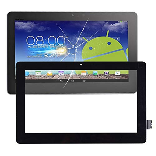 Liaoxig Repuesto de ASUS Panel táctil for ASUS Transformer Tablet PC TX201 TX201LAP Repuesto de ASUS (Color : Black)