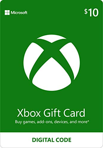 $10 Xbox Gift Card [Digital Code] Indiana